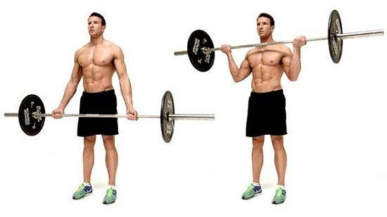 Best Bicep Routine for Mass