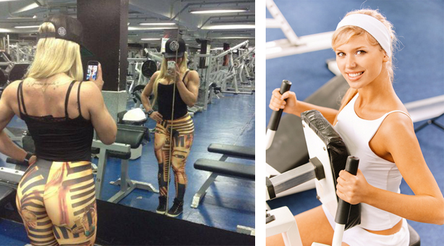5 Types Of Girls You Know You Ve Seen At The Gym