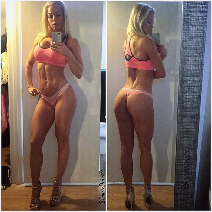 Lauren Drain: Top 20 Pics and Videos