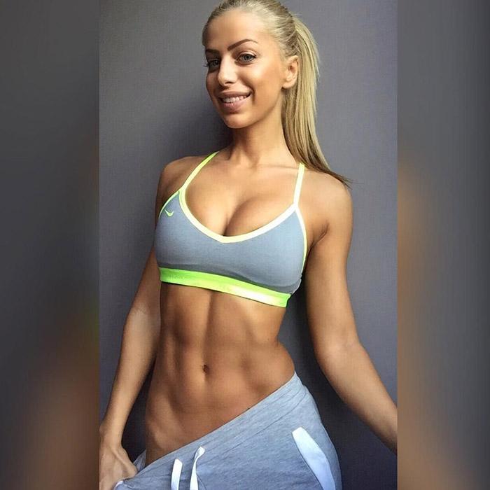 есть норвежская фитнес модель фото размерам меньше