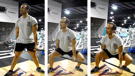 Jefferson-squat