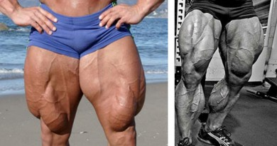 5 Awesome Quad Muscle Building Exercises