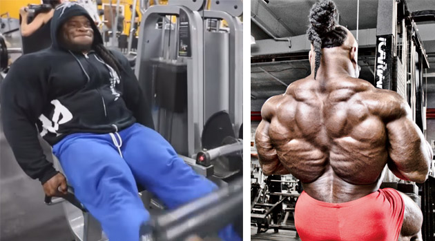 LEAKED: Kai Greene's 2016 Full Body Workout is Up and You