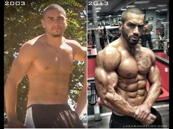 Before they were famous: 16 Bodybuilders that had